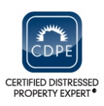 Certified Distressed Property Disclosure