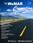 The WeMAR Connection Cover: Summer/Fall 2012