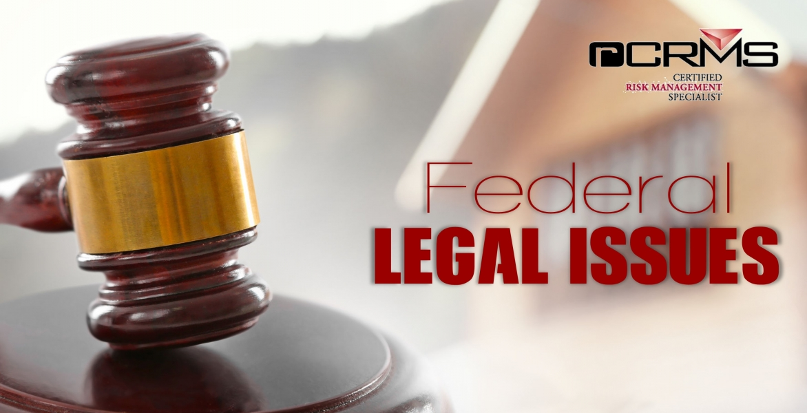 rCRMS--Federal Legal Issues (GRI)