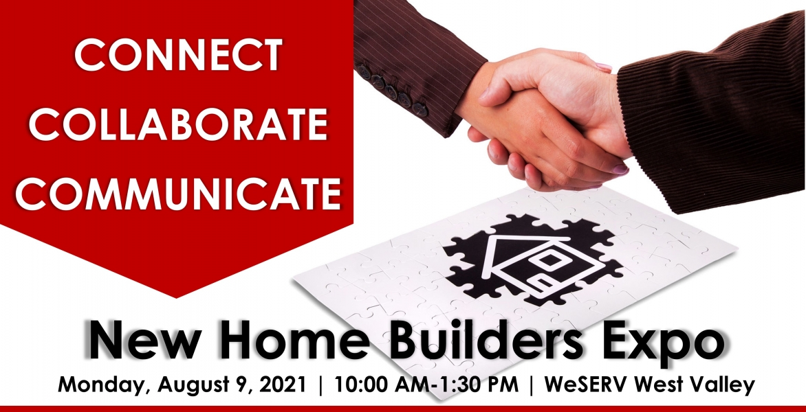 New Home Builders Expo: Connect - Collaborate - Communicate