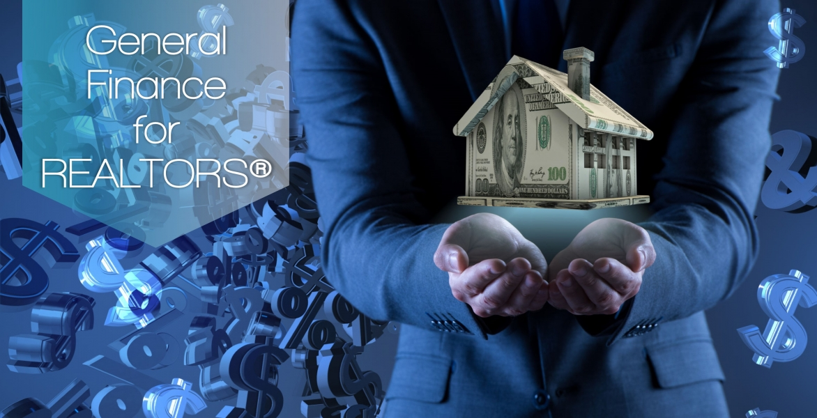 WCR--General Financing: What Agents Should Know